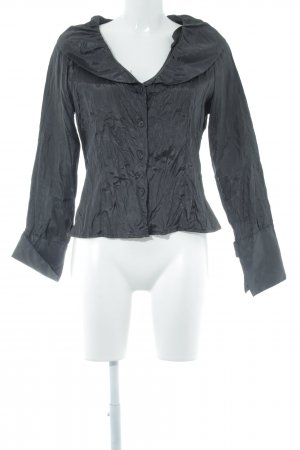 Biba Long Sleeve Blouse black extravagant style