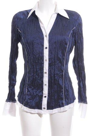 Biba Long Sleeve Shirt flower pattern business style