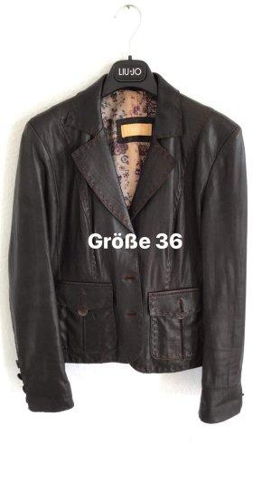 Biba Lederjacke zu verkaufen