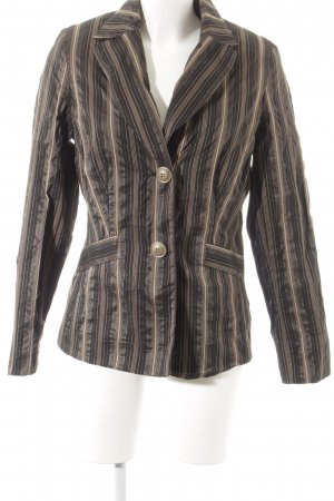 Biba Long Blazer striped pattern vintage look