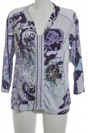 Biba Longshirt abstraktes Muster Street-Fashion-Look