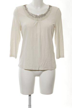 Biba Longsleeve cream-natural white casual look