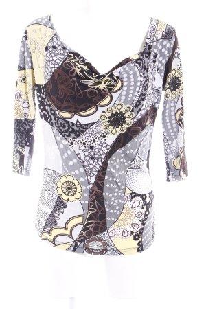 Biba Longsleeve floral pattern casual look