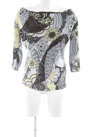 Biba Longsleeve graphic pattern casual look