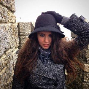 BIBA LUXURY winter coat mantel
