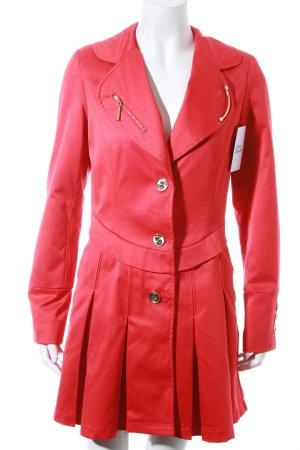 Biba Mantel rot extravaganter Stil