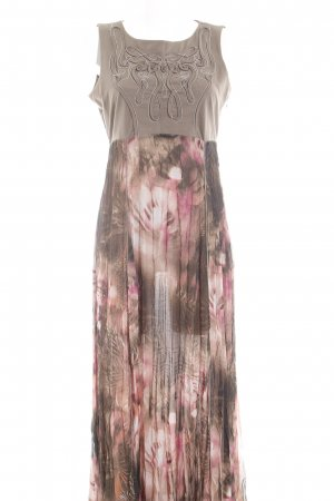 Biba Maxi Dress flower pattern elegant