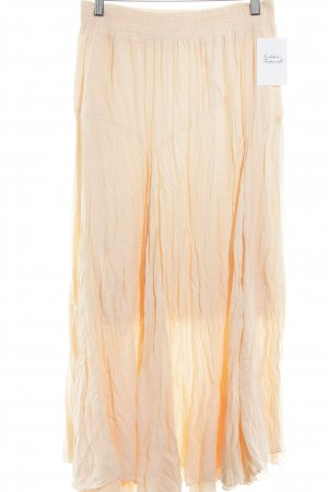 Biba Maxi Skirt apricot hippie style
