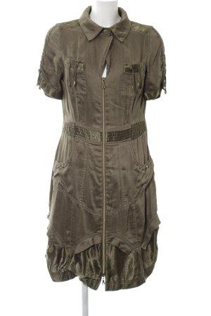 Biba Midi Dress khaki casual look