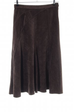 Biba Midi Skirt brown casual look