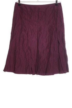 Biba Midi Skirt lilac casual look