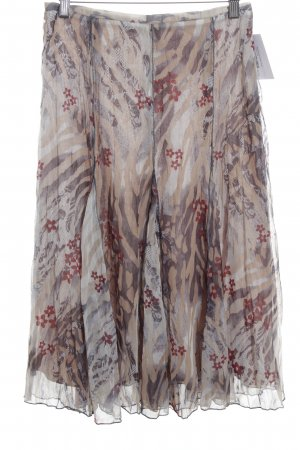 Biba Midi Skirt floral pattern casual look