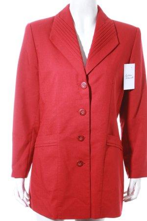 BiBA + pariscop Long-Blazer rot klassischer Stil