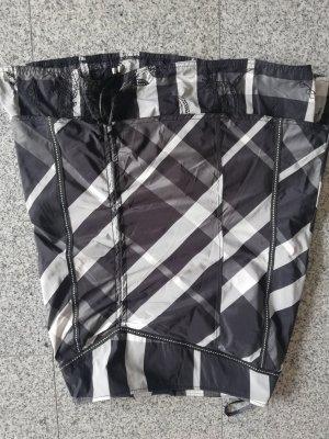Biba Falda blanco-negro