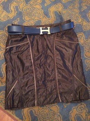 Biba Pencil Skirt light brown-bronze-colored