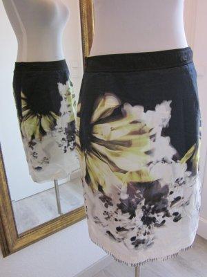 Biba Midi Skirt multicolored viscose