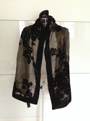 Biba Scarf gold-colored-black