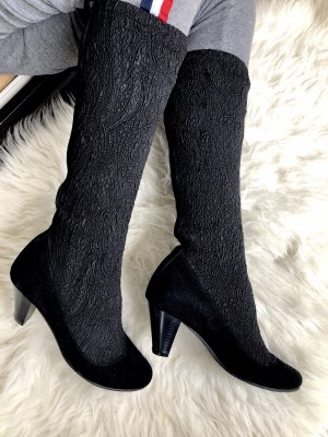 Biba Chelsea laarzen zwart