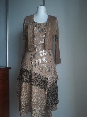 Biba Jersey Dress multicolored