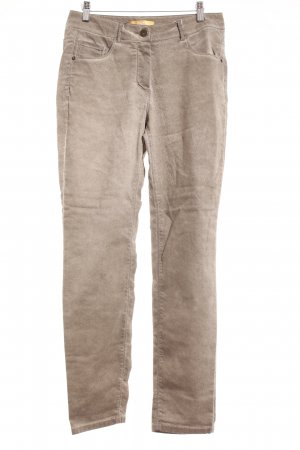 Biba Skinny Jeans grüngrau Casual-Look