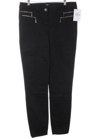 Biba Skinny Jeans schwarz Casual-Look