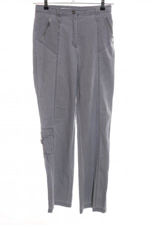 Biba Jersey Pants light grey casual look