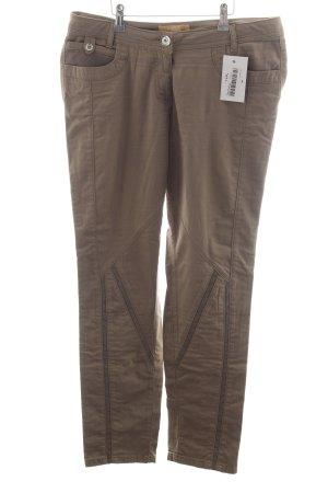 Biba Jersey Pants brown casual look