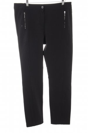 Biba Jersey Pants black casual look