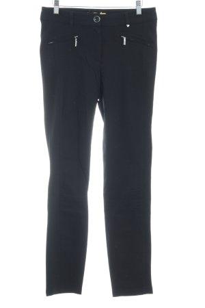 Biba Stretch Trousers black casual look