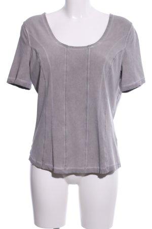 Biba T-Shirt light grey casual look