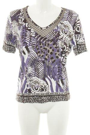 Biba T-Shirt allover print casual look