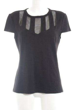 Biba T-Shirt schwarz Casual-Look