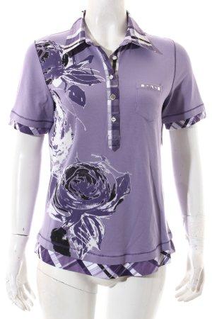 Biba T-Shirt florales Muster
