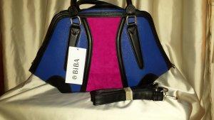 BIBA Tasche Blau Pink