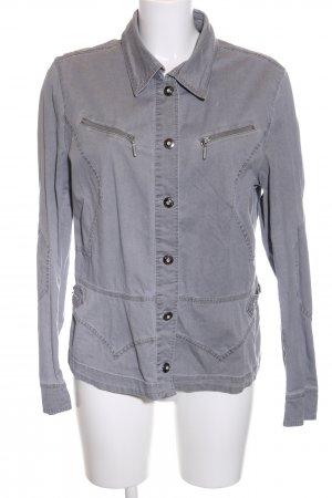Biba Between-Seasons Jacket light grey casual look