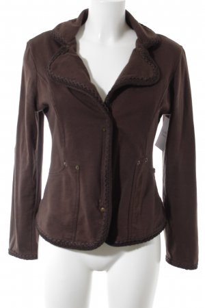 Biba Between-Seasons Jacket grey brown-dark brown casual look