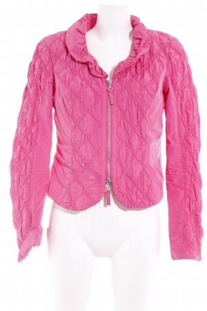Biba Between-Seasons Jacket pink casual look