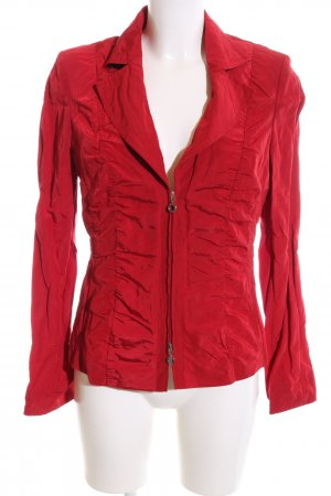 Biba Between-Seasons Jacket red casual look