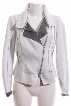 Biba Between-Seasons Jacket white-light grey casual look