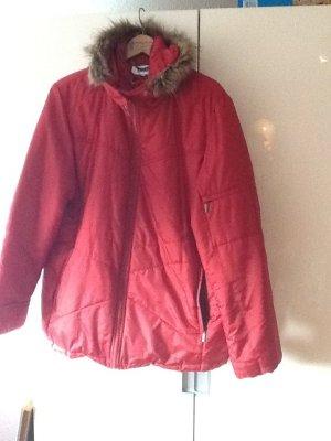 Biba Winterjacke in rot