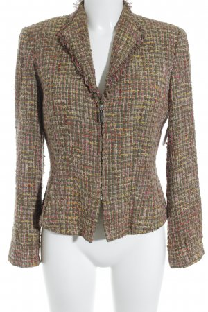 Biba Blazer de lana multicolor estilo «business»