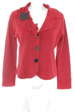 Biba Wool Jacket red-black elegant