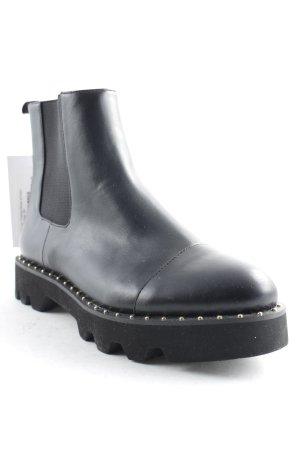 Bibi Lou Chelsea Boots schwarz extravaganter Stil