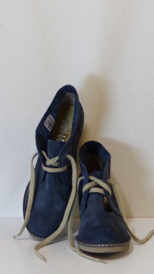Bibi Lou Desert Boots multicolored leather