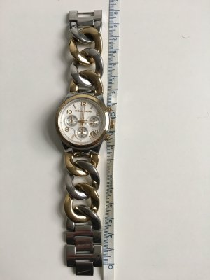 Bicolor Armbanduhr von Michael Kors