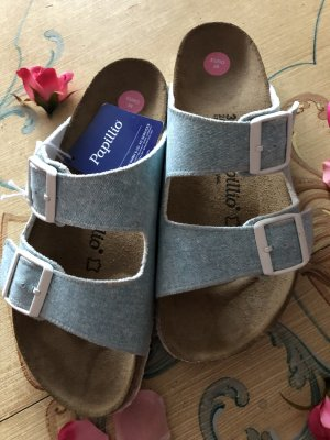 Birkenstock Sandals light blue