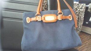 Michael Kors Bolsa azul-color bronce