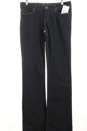 Big Blue Straight-Leg Jeans dunkelblau Casual-Look