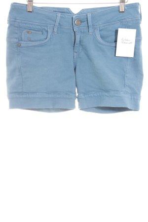 Big Star Shorts stahlblau schlichter Stil