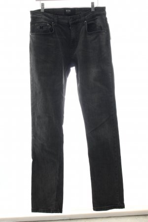 "Big Star Slim Jeans ""Mateo"" grau"